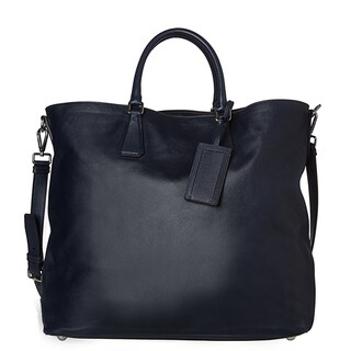 Prada Saffiano Oversized Travel Tote