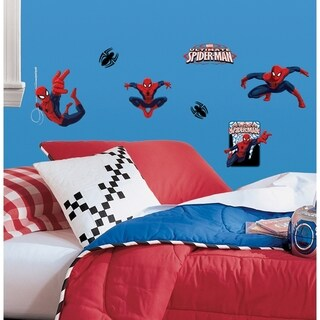 Roommates Ultimate Spider-Man Peel & Stick Wall Decals