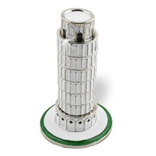 Objet d'art 'The Leaning Tower' Trinket Box