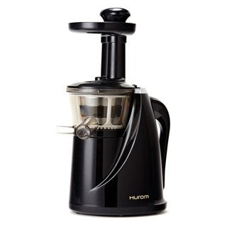 Hurom HU-100B Black Masticating Slow Juicer