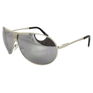 Debut Unisex Silver Fashion Sunglasses