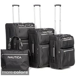 Nautica 'Maritime II' 4-piece Luggage Set