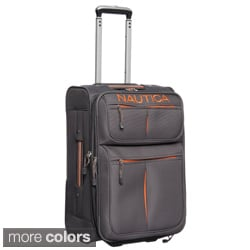 Nautica Maritime II 21-inch Rolling Carry-on Upright
