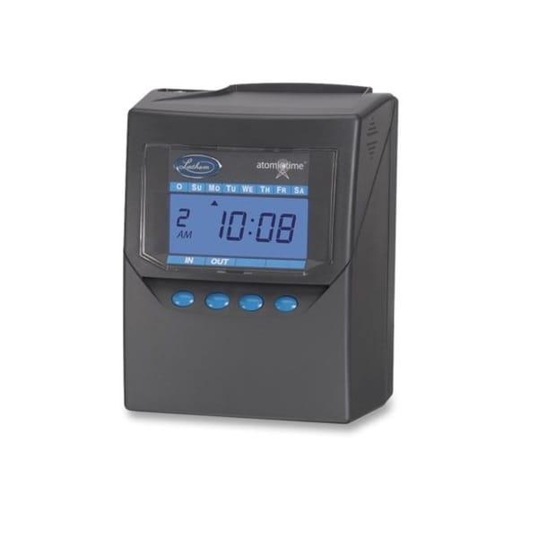Lathem Time Totalizing Time Recorder