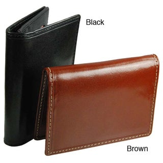 Castello Columbo Leather L-shaped Wallet