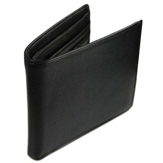 Castello 'Romano' Leather Slim Fold Wallet