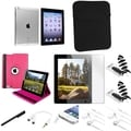BasAcc Case/ Stylus/ Protector/ Headset/ Splitter for Apple iPad 3