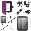 BasAcc Case/ Chargers/ Cable/ Headset for Barnes & Noble Nook Touch