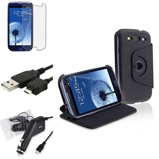 BasAcc Case/ Screen Protector/ Charger/ Cable for Samsung� Galaxy S3