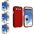 BasAcc Case/ Mirror Screen Protector for Samsung Galaxy S3
