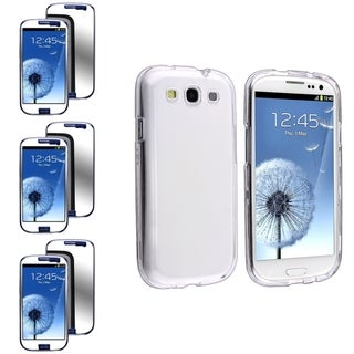 BasAcc Crystal Case/ Screen Protector for Samsung� Galaxy S3