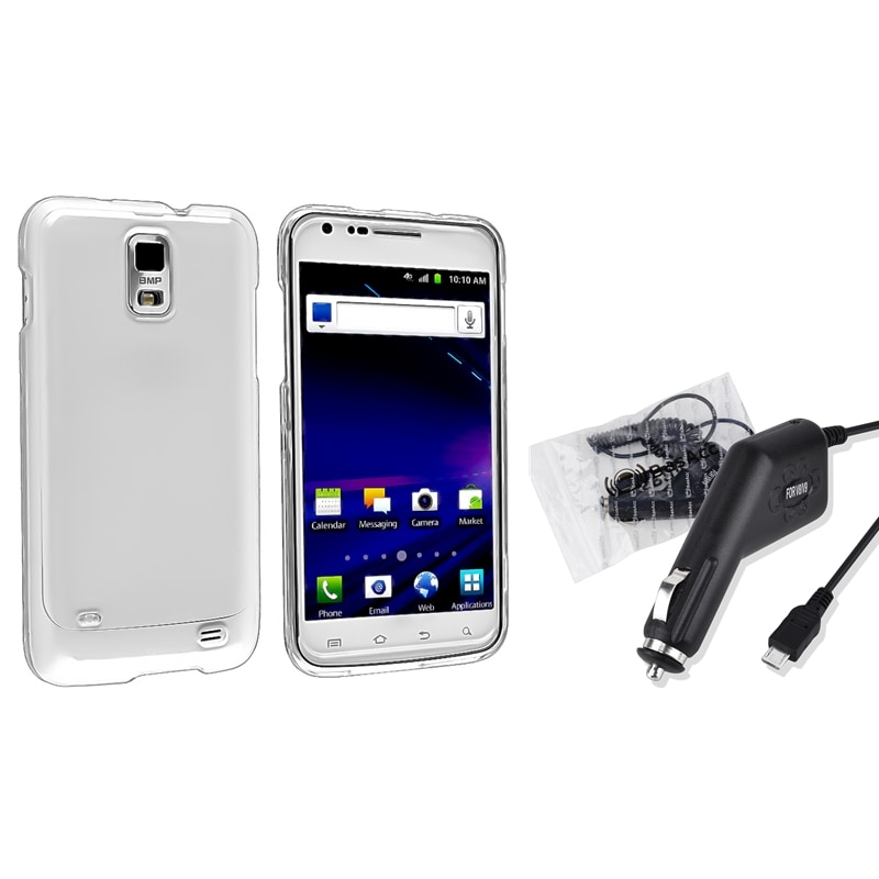 BasAcc Case/ Car Charger for Samsung Galaxy S II/ S2 Skyrocket i727 at Sears.com