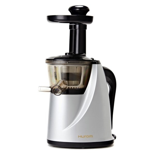 Hurom 'HU-100S' Silver Masticating Slow Juicer