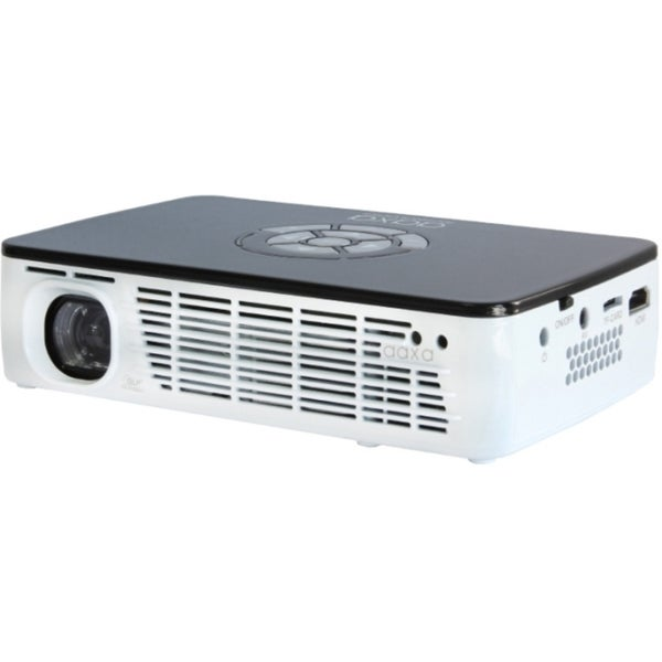 Aaxa Technologies P300 Pico Projector 300 Lumens Wxga 90 Min Battery Included image