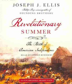 Revolutionary Summer: The Birth of American Independence (CD-Audio)