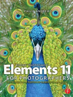 Adobe Photoshop Elements 11 for Photographers (Paperback)