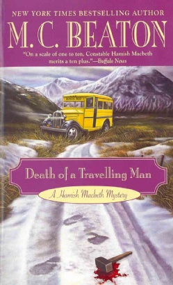 Death of a Travelling Man (Paperback)