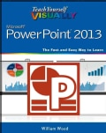 Teach Yourself Visually PowerPoint 2013 (Paperback)