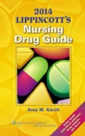 Lippincott's Nursing Drug Guide 2014 (Paperback)
