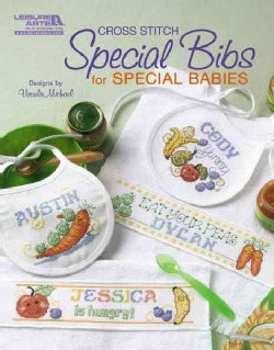Special Bibs for Special Babies: Cross Stitch (Paperback)