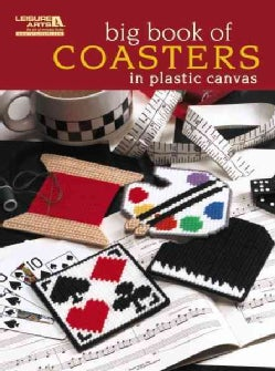 Big Book of Coasters in Plastic Canvas (Paperback)