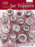 Christmas Jar Toppers: 14 Quick-to-stitch Gift Ideas (Paperback)