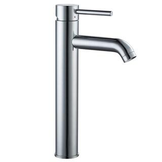 CAE Brushed Nickel Bathroom Sink Faucet