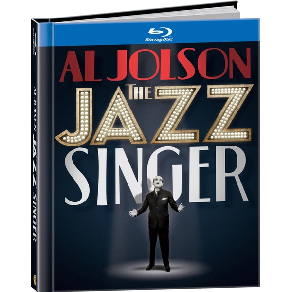 The Jazz Singer DigiBook (Blu-ray Disc) 10052446