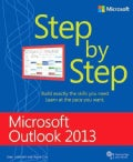 Microsoft Outlook 2013 Step by Step (Paperback)