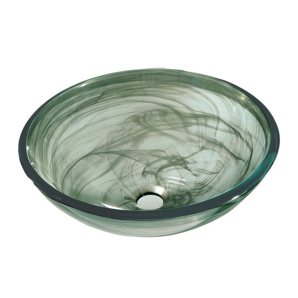 Elite Light Grey Glass Sink