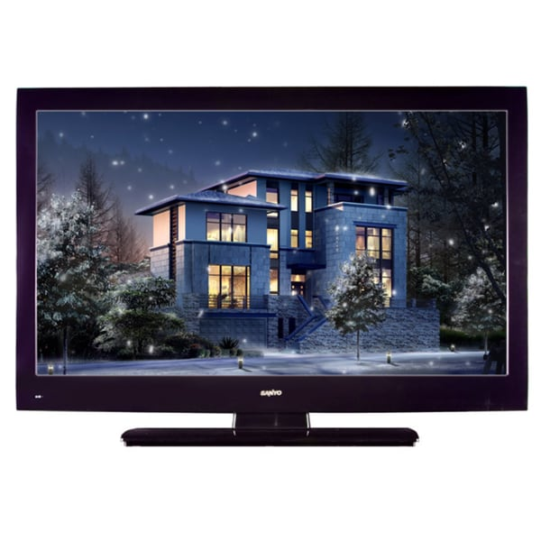 "Sanyo DP55441 55"" 1080p 120Hz LCD TV (Refurbished)"