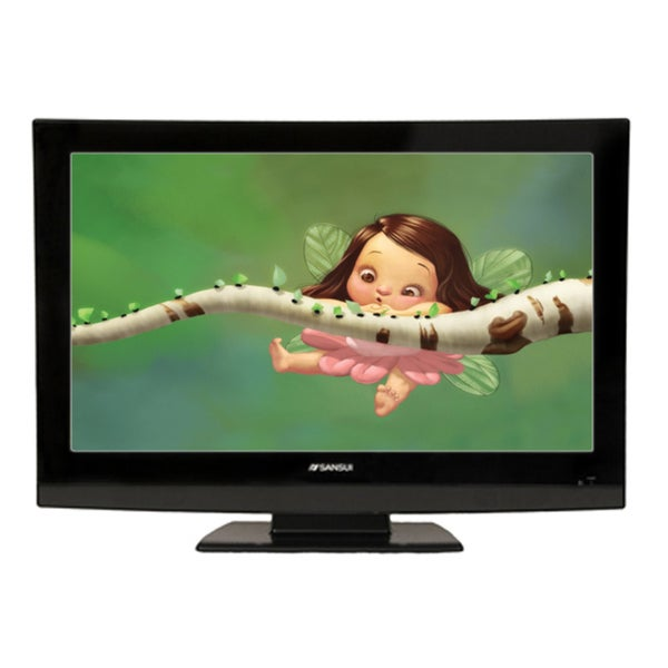 "Sansui HDLCDVD325 32"" 720p LCD TV/ DVD Combo (Refurbished)"