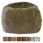 Gold Medal Small/ Toddler Animal Print Bean Bag
