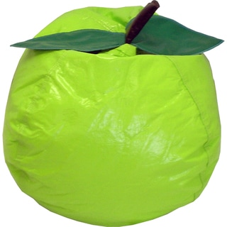 Gold Medal Lime Small/Toddler Vinyl Bean Bag