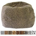 Hudson Industries Medium/ Tween Animal Print Bean Bag