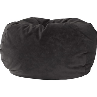Gold Medal Extra Large Sueded Bean Bag