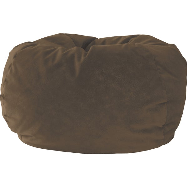 Gold Medal Cocoa Brown Medium Bean Bag