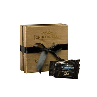 Ghiraradelli Intense Dark Assortment Gift Basket