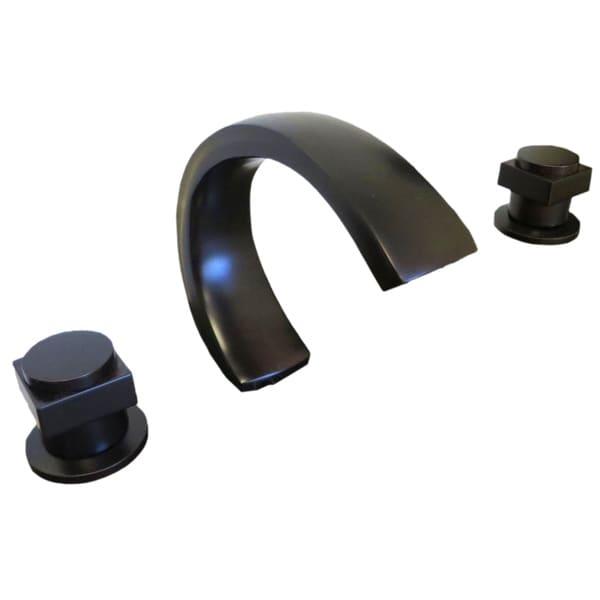 Kokols Brass Widespread Bathroom Faucet