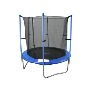 Trampoline & Enclosure Set with New 'Upper Bounce Easy Assemble Feature'