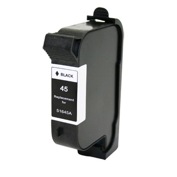 HP 45/ 51645 Black Ink Cartridge (Remanufactured)