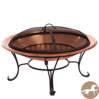 Christopher Knight Home Marconi Copper Fire Pit