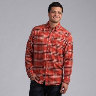 Farmall IH Men's Flannel Shirt