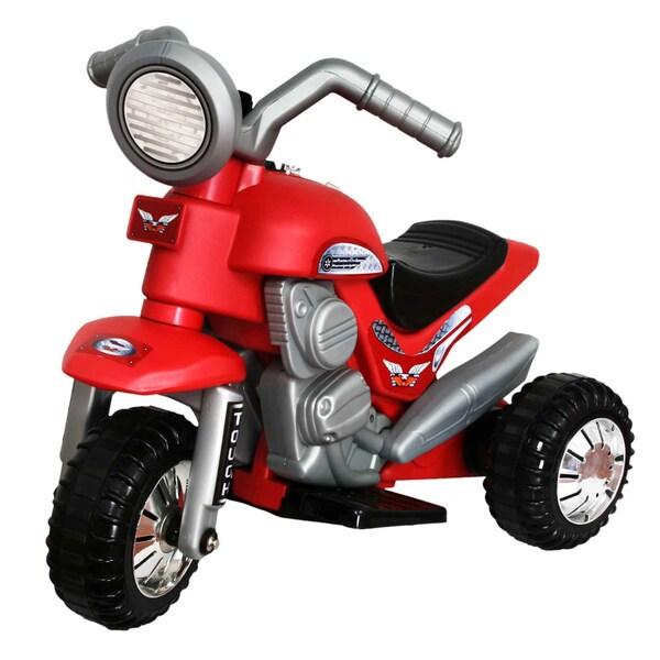 Mini Ride On Motorbike (Red)