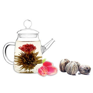 Tea Beyond Premium Blooming Tea Gift Set GFS2002