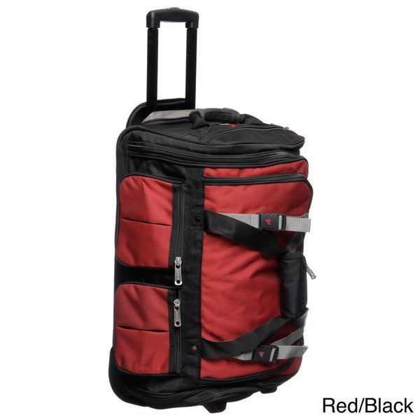 Athalon 22-inch Wheeled Carry-on Upright Bag