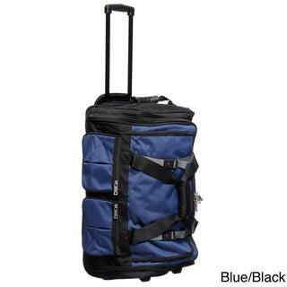 Athalon 25-inch Wheeled Upright Duffel Bag