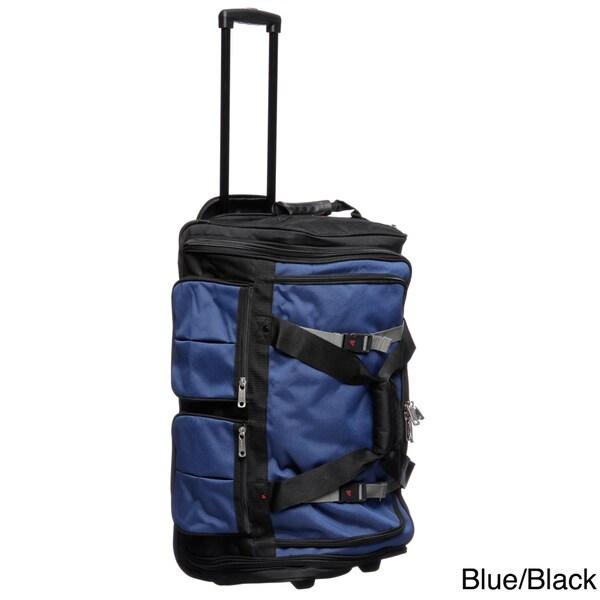 Athalon 25-inch Wheeled Upright Duffel Bag