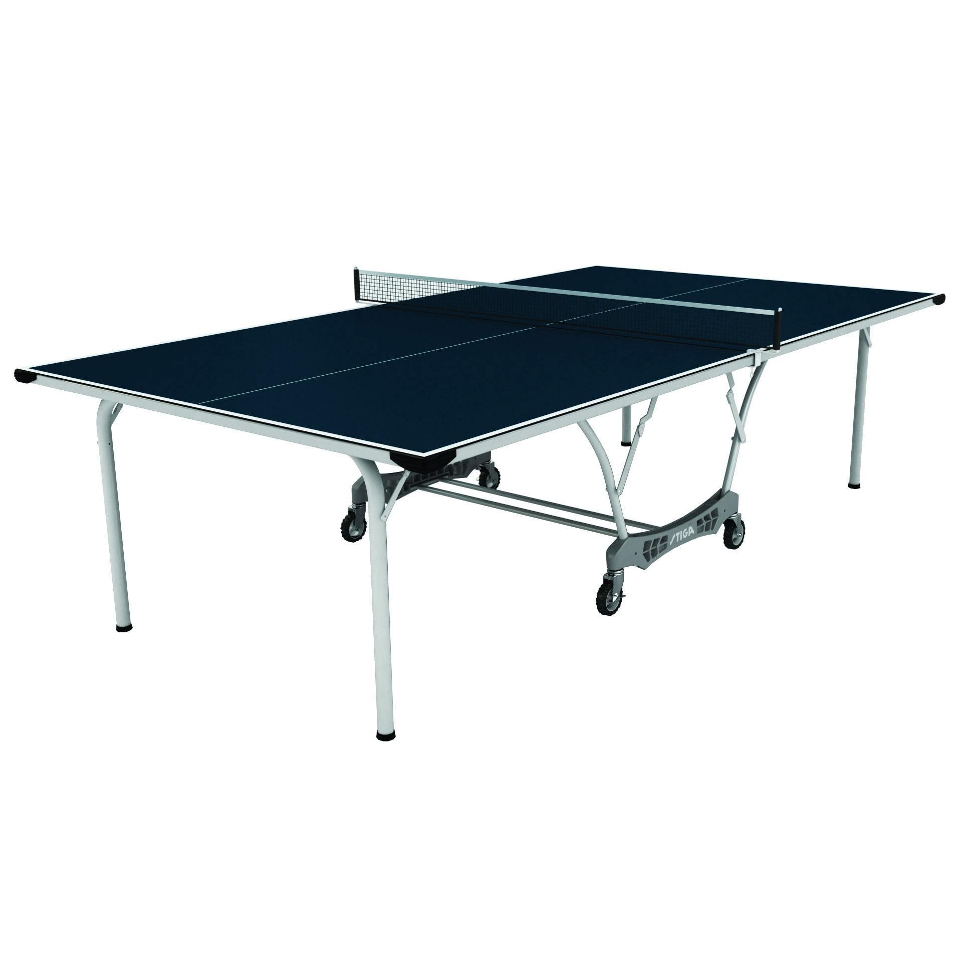 Buy table tennis outdoors brands - Stiga Coronado Indoor/Outdoor Table Tennis Table (Indoor/Outdoor)