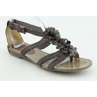 Miss Sixty Women's 'Laramie' Leather Sandals (Size 5)